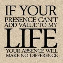 IF YOUR 