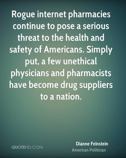 Rogue internet pharmacies 