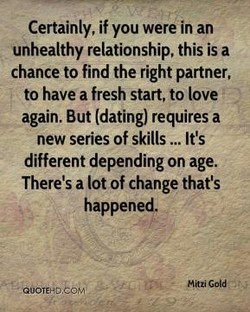 Certainly, if you were in an 