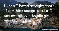 I knew I hate straigh+hots 