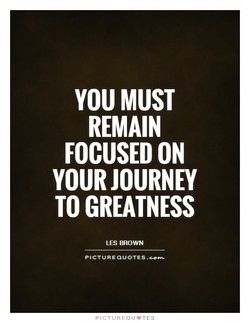 YOU MUST 