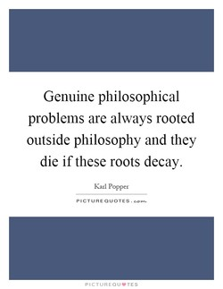 Genuine philosophical 