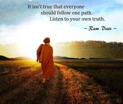 It isn't true that everyone 