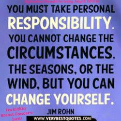 you MUST TAKE PERSONAL 