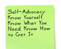 Self —Advocac 