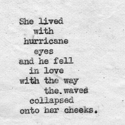 She lived 