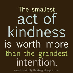 The smallest 