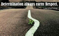 Determination a w 