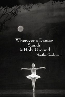 Wherever a Dancer 