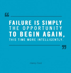 FAILURE IS SIMPLY 