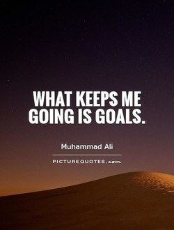 WHAT KEEPS ME 