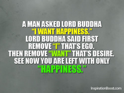 A MAN ASKED LORD BUDDHA