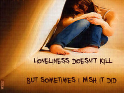 LONELINESS DOESN'T 