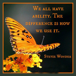WE ALL HAVE 