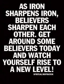 AS IRON 