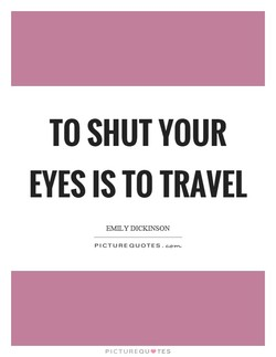 TO SHUT YOUR 