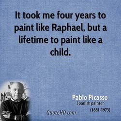 It took me four years to 