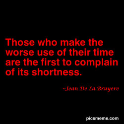 Those who make the 