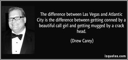 The difference between Las Vegas and Atlantic 