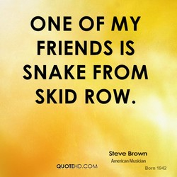 ONE OF MY 