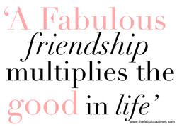 friendship 