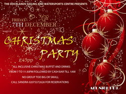 • THE ÖOCKLANDS SAILING AND WATERSPORTS CENTRE PRESENTS 