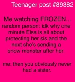 Teenager post #89382 