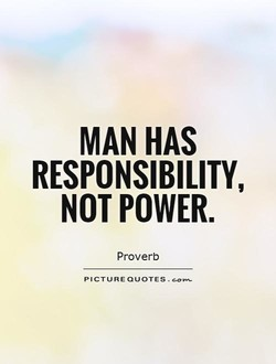 MAN HAS 