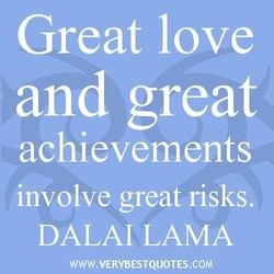 Great love 