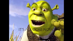 ITS OGRE NOW