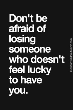 Donlt be 