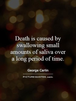 Death is caused by 