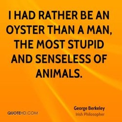 I HAD RATHER BE AN 