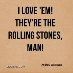 I LOVE 'EM! 