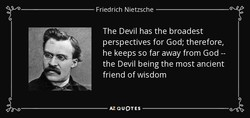 Friedrich Nietzsche 