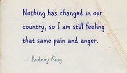 Nothing has changea in our 