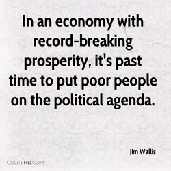 In an economy with 