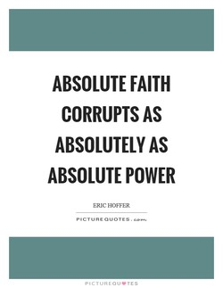 ABSOLUTE FAITH 