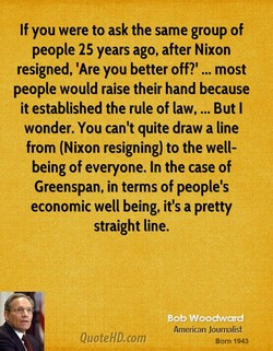If you were to ask the same group of 