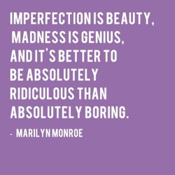 IMPERFECTION BEAUTY, 