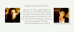 ALEC & MAGNUS; 
