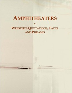 AMPHITHEATERS 