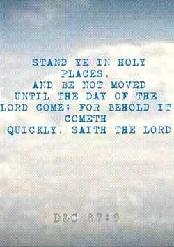 SNND IN HOLY 