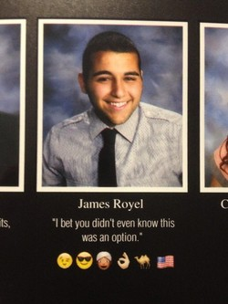 James Royel 