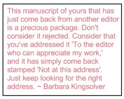 This manuscript of yours that has 