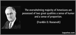 The overwhelming majority of Americans are 