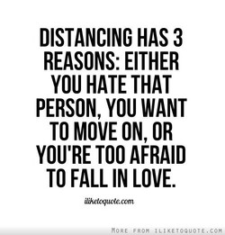 DISTANCING HAS 3 