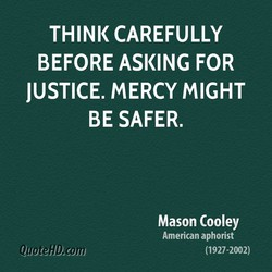THINK CAREFULLY 