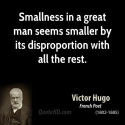 Smallness in a great 