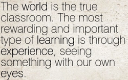 The world is the true 